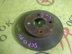 диск тормозной